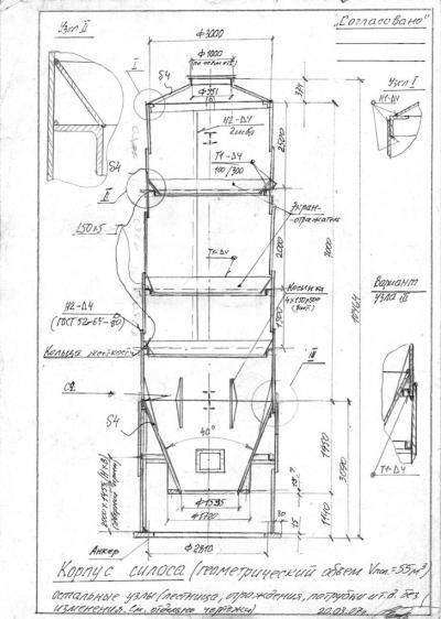 bunker silos