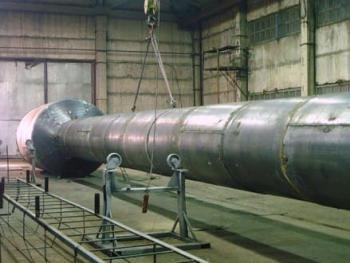 водонапорная башня изготовление. Фото