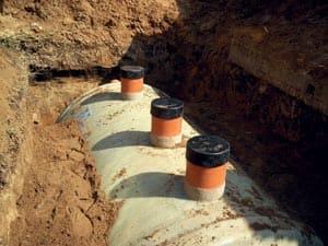 емкости для канализации пластиковые