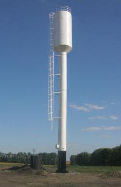 Башня 25м3