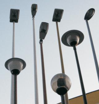 opory svetodiodnyh svetilnikov